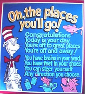 50 years since Dr Seuss published 'The Cat in the Hat' !