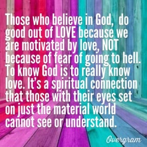 Quotes frases true Christianity --- To the ones who say that we do ...