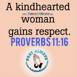 Kind Hearted Quotes A kindhearted woman gains