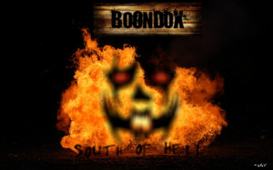 Boondox South Hell Wallppr...