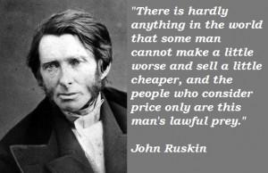 John Ruskin's quote #6
