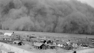 great depression dust bowl