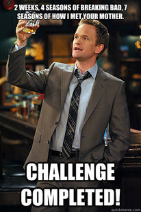 Barney Stinson meme | quickmeme