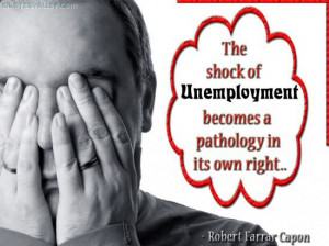 The Right Answer To Unemployment Is To Create More Jobs