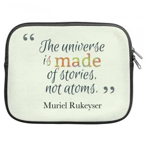 Universe Quotes Zipper Pouch