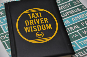 Taxi Driver Wisdom: A Book Review