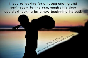 New Beginning With You Quotes If you're looking for a happy