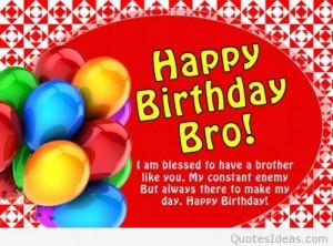 happy birthday big brother quotes