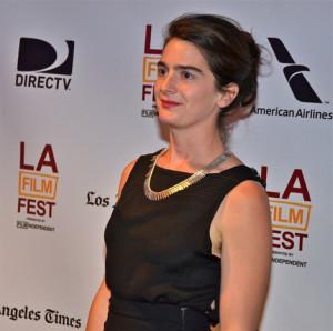Gaby Hoffmann 2013