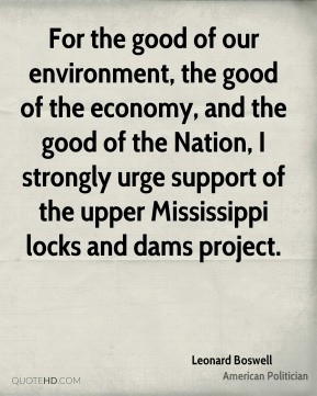 leonard-boswell-leonard-boswell-for-the-good-of-our-environment-the ...