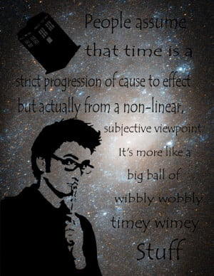 David Tennant Quote by Becladey