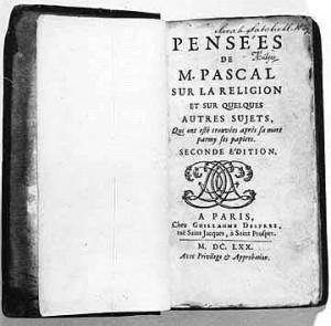 Pascal's Pensées by Blaise Pascal - Project Gutenberg