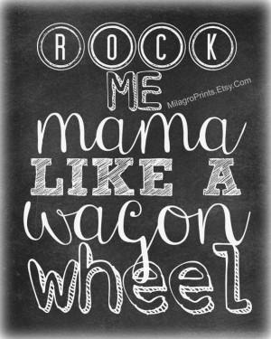 MOM you rock my world!