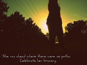 Day 211 ~ She Quotes