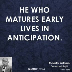 Anticipation Quotes
