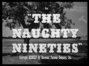 Anton Corbijn's the Naughty Nineties | 1945