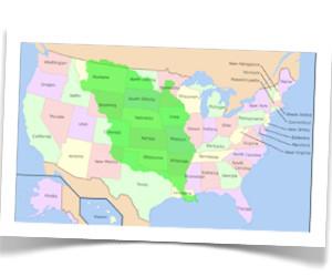 Louisiana Purchase Map Exploration