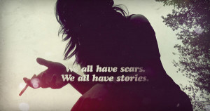 We all have scars