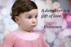 fathers are the first men that daughters associate others with