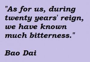Bao dai quotes 5