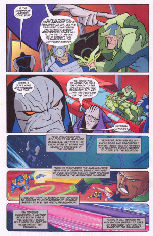 Justice League Unlimited > #32 (First Print- March 2007; DC Kids ...