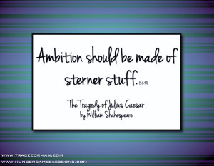 ... should be made of sterner stuff.