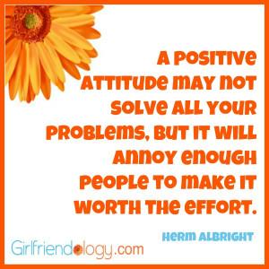 Positive Attitude Work Quotes
