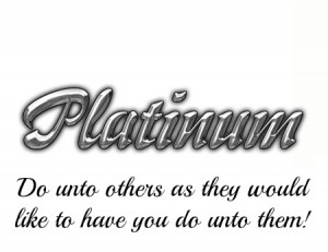 The Platinum Rule at Maximum One Realty 770-919-8825