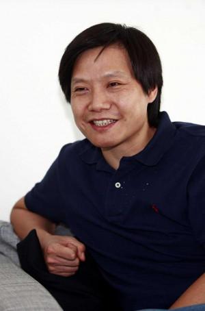 Lei Jun, founder of Xiaomi