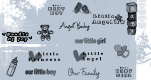 baby quotes by pinklilies