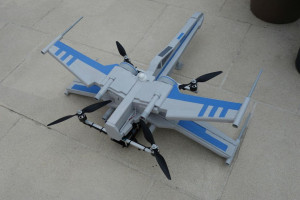 Star Wars X-Wing drone is the coolest looking UAV that you can also ...