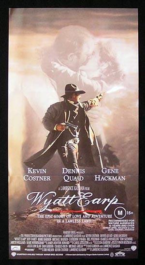 Wyatt Earp Kevin Costner...