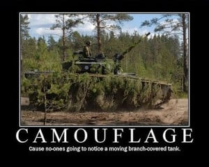 military-humor-funny-joke-soldier-army--camouflage-branch-covered-tank