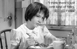 Scout Finch to Kill a Mockingbird Quotes
