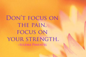 Inspirational Quotes About Pain Pictures