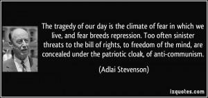 More Adlai Stevenson Quotes