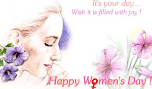 Women's Day falls on the 8 th of March every year and is a day ...