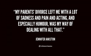 quotes about divorced parents