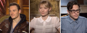 Jane Eyre (2011) - new video interviews with Mia, Michael & director