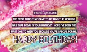 birthday cousin quotes happy birthday inspirational quotes birthday ...