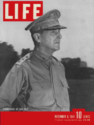 One of the most decorated soldiers in U.S. history, MacArthur served ...