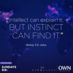 Oprah and Bishop T.D. Jakes are teaching us how to tap into our ...