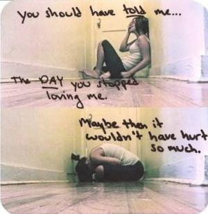 broken, broken heart, cry, crying, floor, girl, heart, hurt, life ...