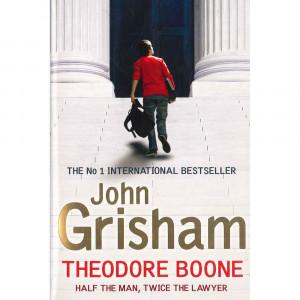 Home Books Fiction Books Contemporary Theodore Boone: Half the man ...