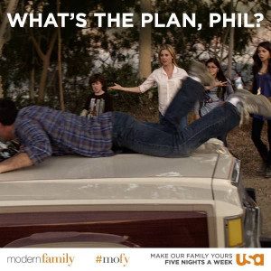 ... What's the plan, Phil?