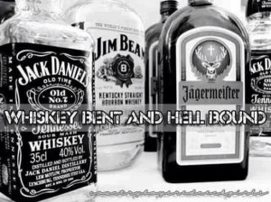 Hank Williams Jr - Whiskey Bent and Hell Bound - country music song ...