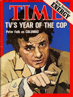 ... as role models. Columbo in particular captured my attention