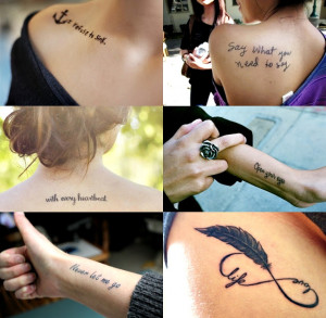 Small tattoos ideas