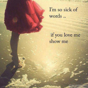 love, quote, quotes, sick, words