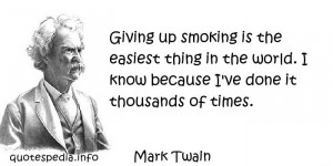 Quit Smoking Now Funny Quotes From Famous People Images Kootation